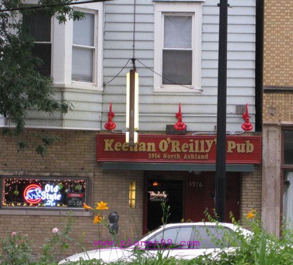 Keenan O'Reilly's Pub , Chicago