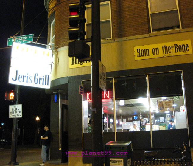 Jeri's Grill , Chicago