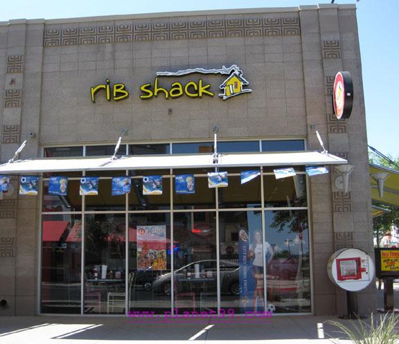 Shane's Rib Shack , Glendale