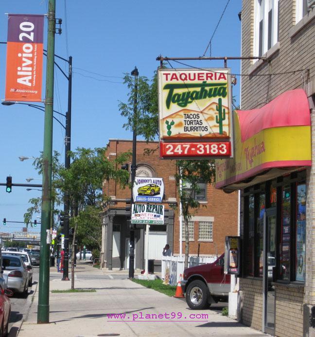 Taqueria Tayahua , Chicago