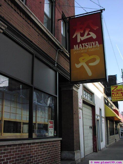 Matsuya , Chicago