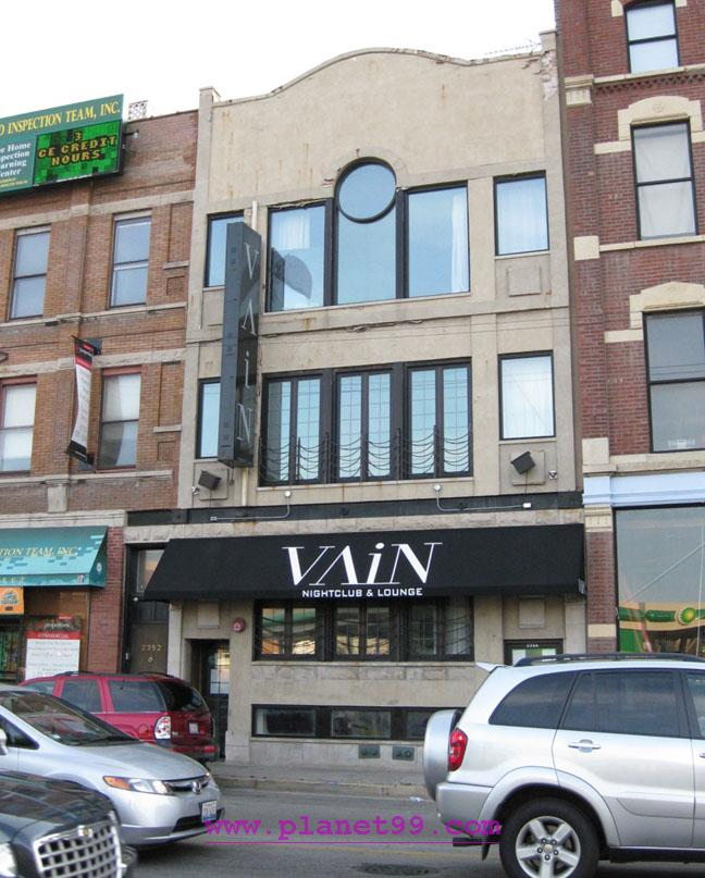 Vain Nightclub , Chicago