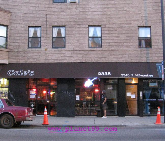 Cole's , Chicago