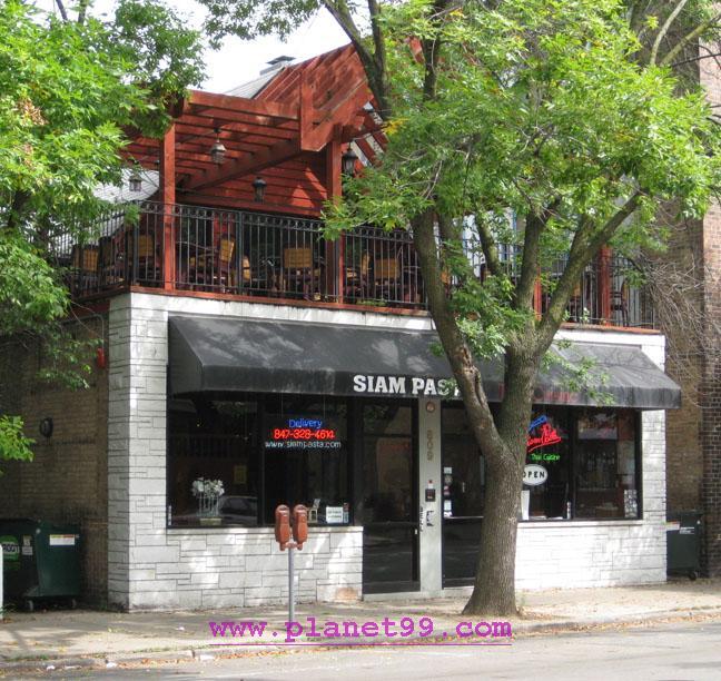 Siam Pasta , Evanston