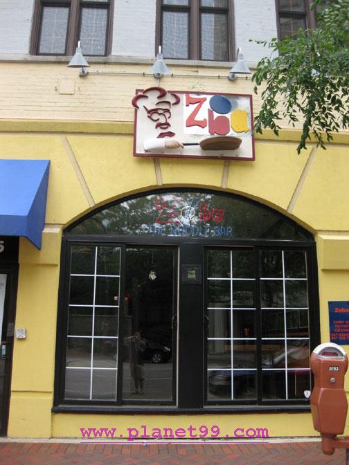 Zoba Noodle Bar , Evanston