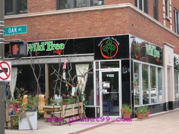 Wild Tree Cafe , Evanston