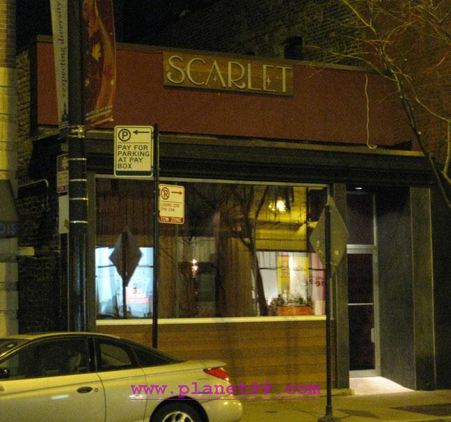 Scarlet , Chicago