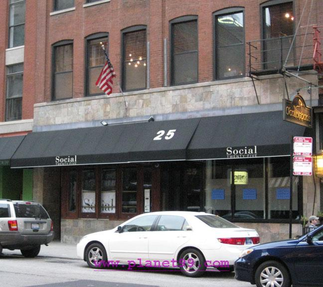 Social Twenty-Five , Chicago
