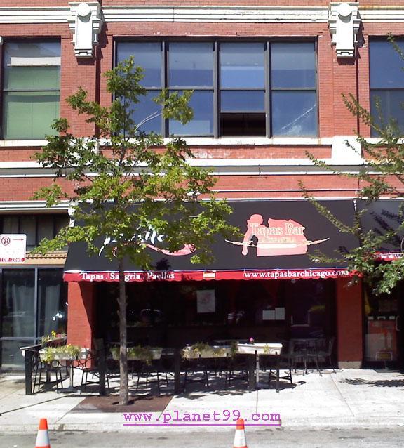 Pasha and La Espanola Tapas Bar  , Chicago