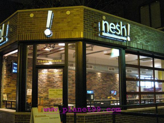 Nesh , Chicago
