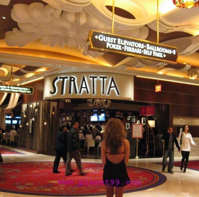 Stratta , Las Vegas