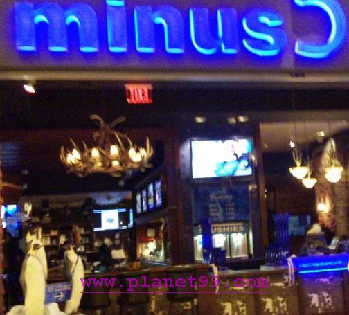 Minus 5 Lounge , Las Vegas