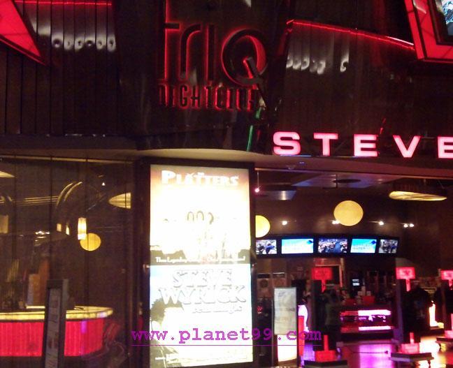 Triq Nightclub , Las Vegas