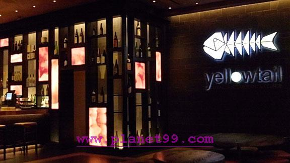 Yellowtail , Las Vegas
