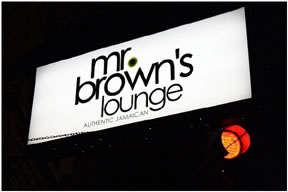 Mr. Brown's Lounge , Chicago