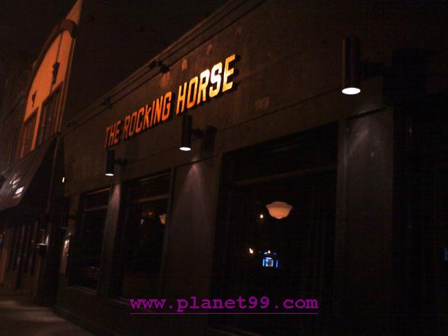 Rocking Horse , Chicago