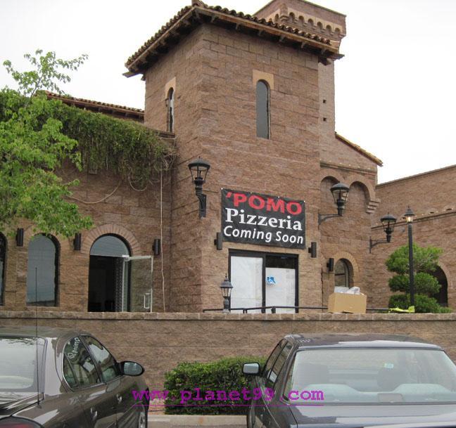 Pomo Pizzeria , Scottsdale