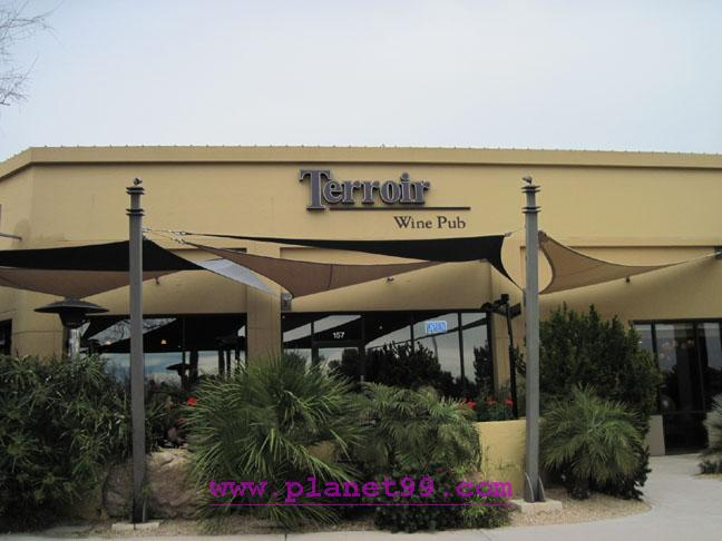 Terroir Wine Pub , Scottsdale