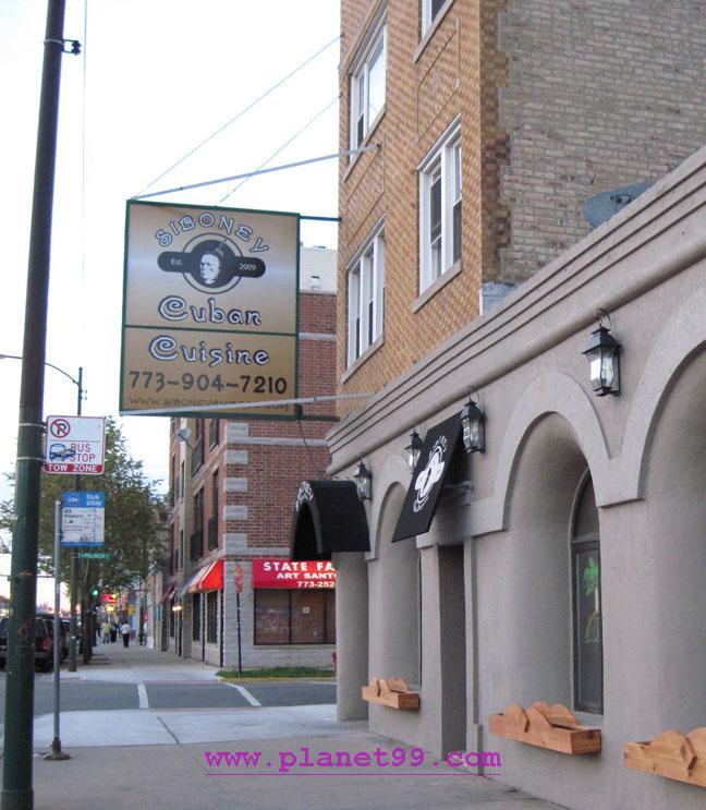 Siboney Cuban , Chicago