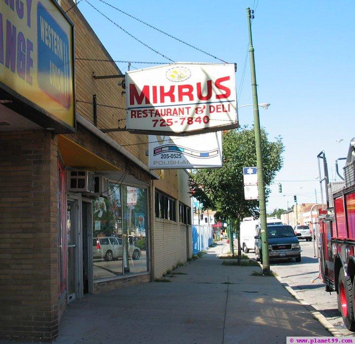 Mikrus Deli , Chicago