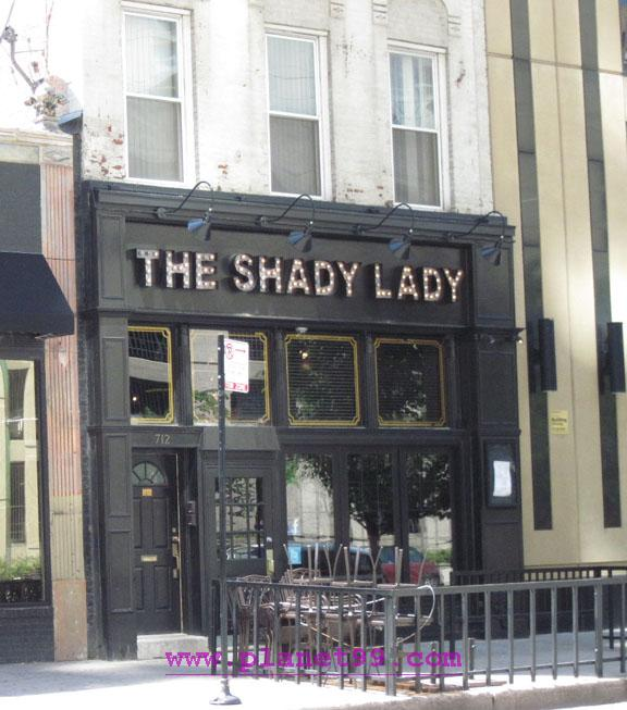 Shady Lady  , Chicago