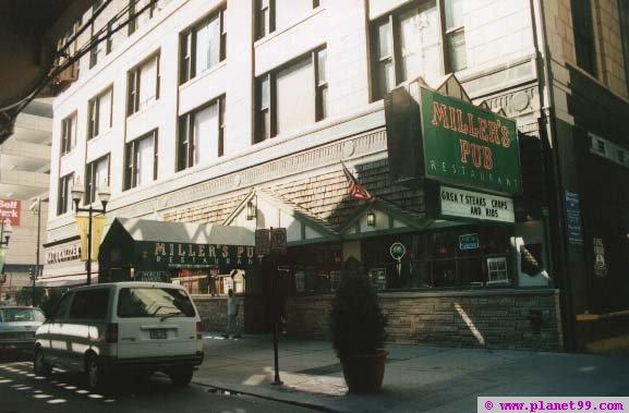 Chicago , Miller's Pub