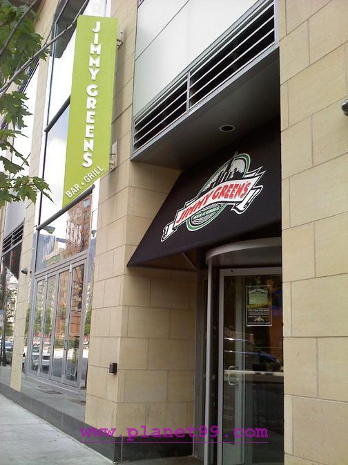 Jimmy Greene's , Chicago