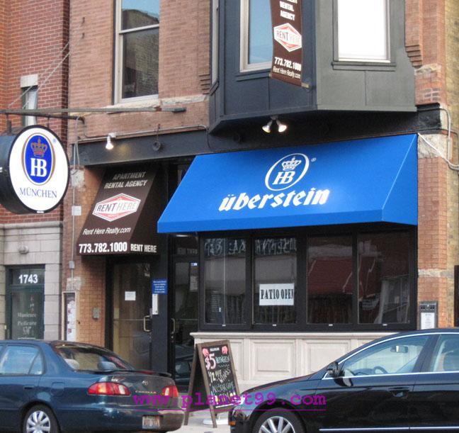 Uberstein  , Chicago