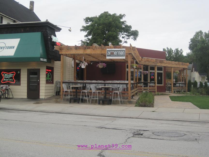 Leff's Lucky Town , Milwaukee