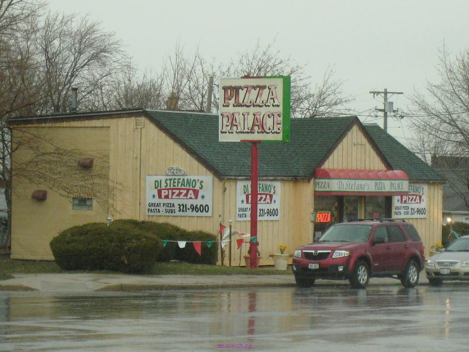 Distefano's Pizza and Italian Catering , Milwaukee