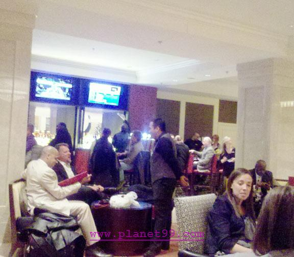 Lounge at JW Marriott , Chicago