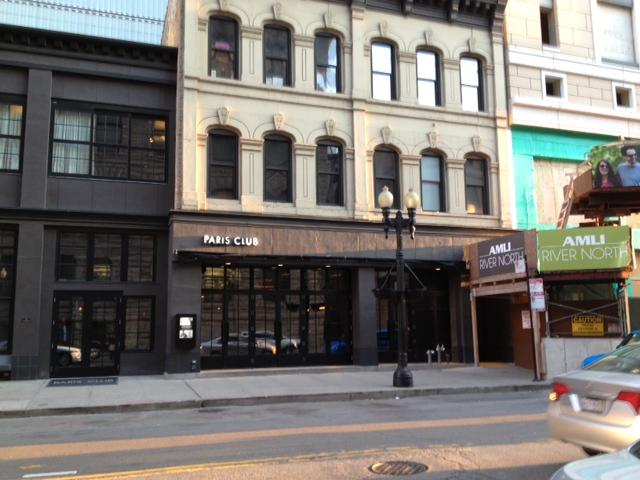 Paris Club , Chicago