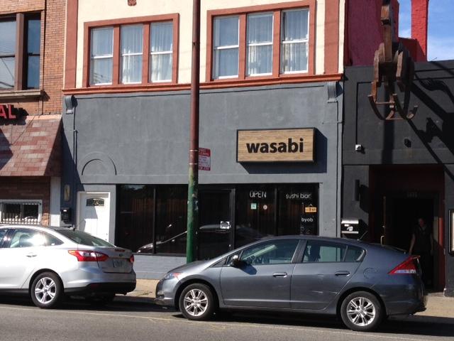 Wasabi , Chicago