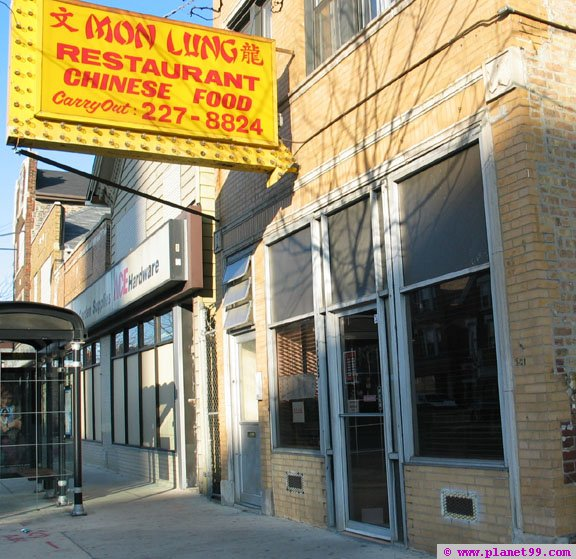 Mon Lung Chinese , Chicago