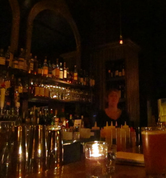 Gilt Bar , Chicago