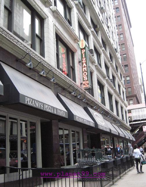 Pizano's , Chicago
