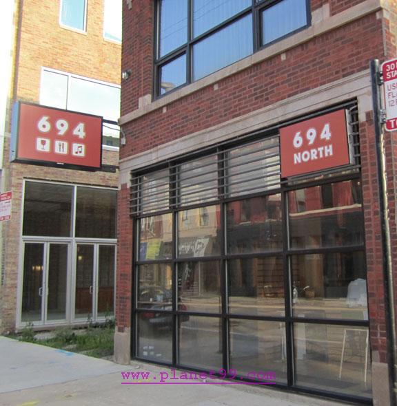 694 Wine and Spirits , Chicago