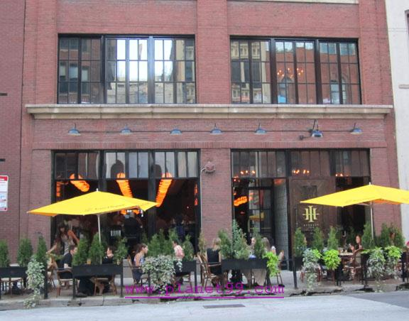 Hubbard Inn , Chicago