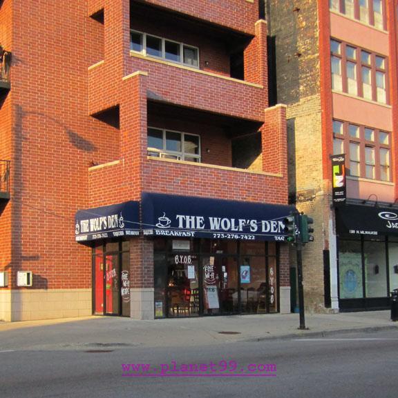 Wolf's Den , Chicago