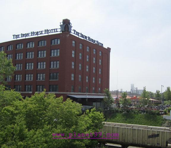 Iron Horse Hotel , Milwaukee