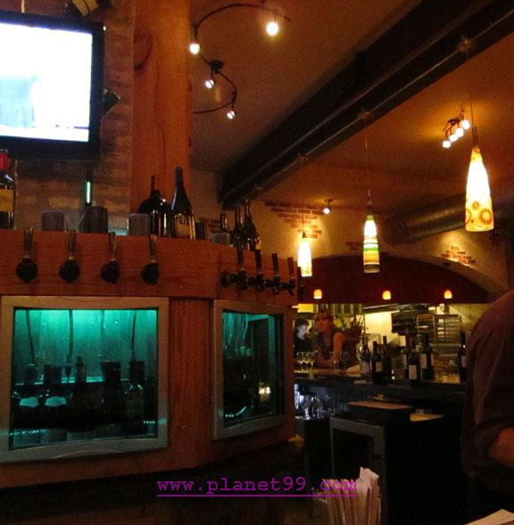 Blue Star Wine Bar , Chicago