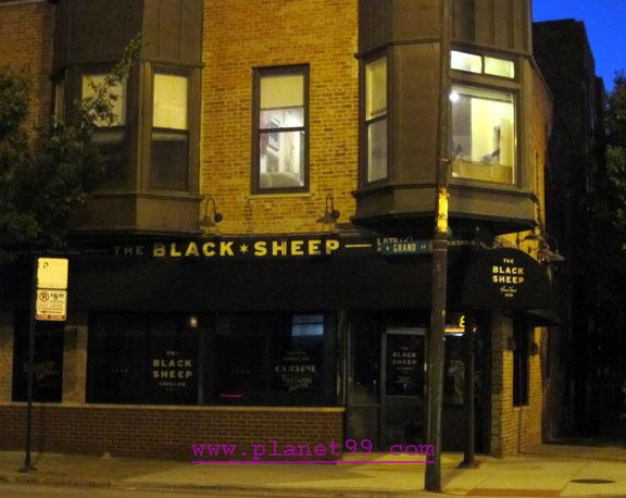 Black Sheep  , Chicago