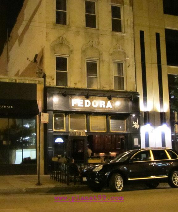 Fedora Lounge , Chicago