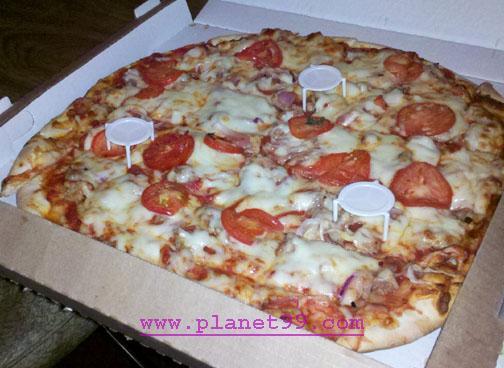 Primo's Pizza Pasta , Chicago