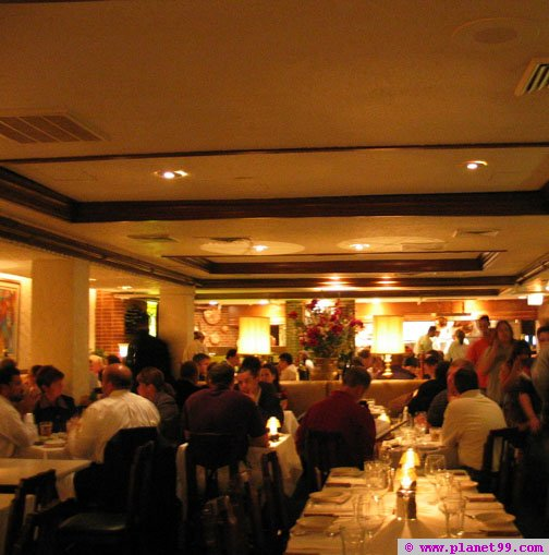 Morton's of Chicago , Chicago