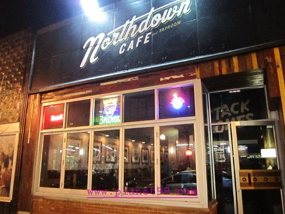 Northdown Cafe , Chicago