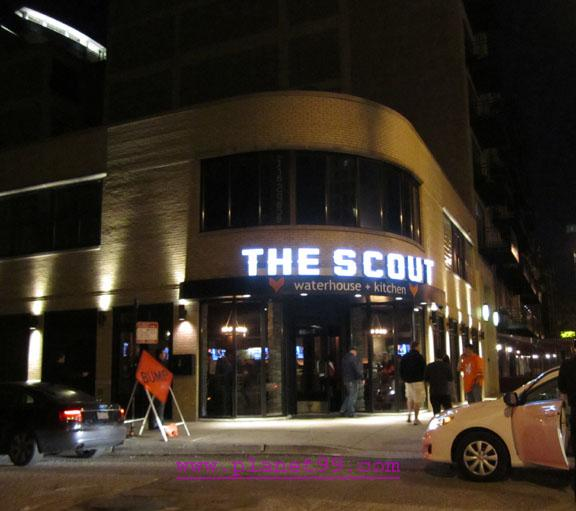 Scout , Chicago