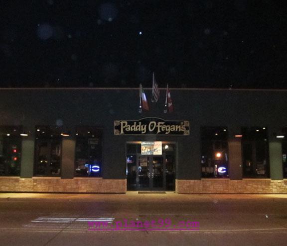 Paddy O'Fegan's , Chicago