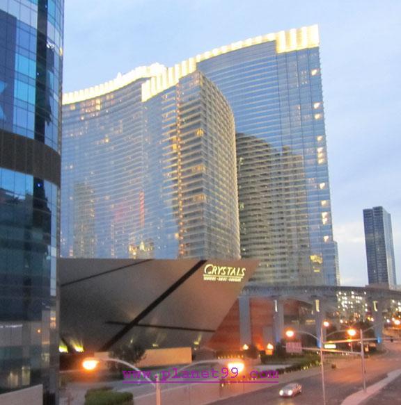 Crystals , Las Vegas