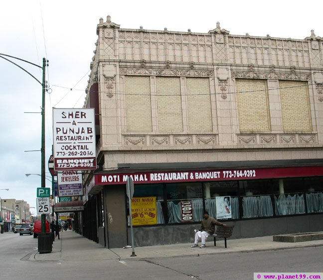 Moti Mahal , Chicago